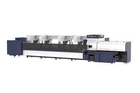 TM65 Boru & Profil Lazer Kesim Makinesi