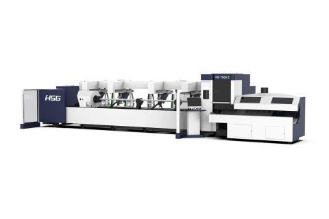 TS65 Boru & Profil Lazer Kesim Makinesi