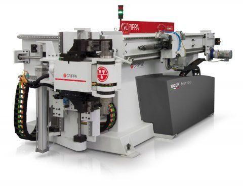 1020 E Full Servo Elektrikli CNC Boru Bükme Makineleri