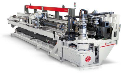 130 HE Full Servo Elektrikli CNC Boru Bükme Makinesi