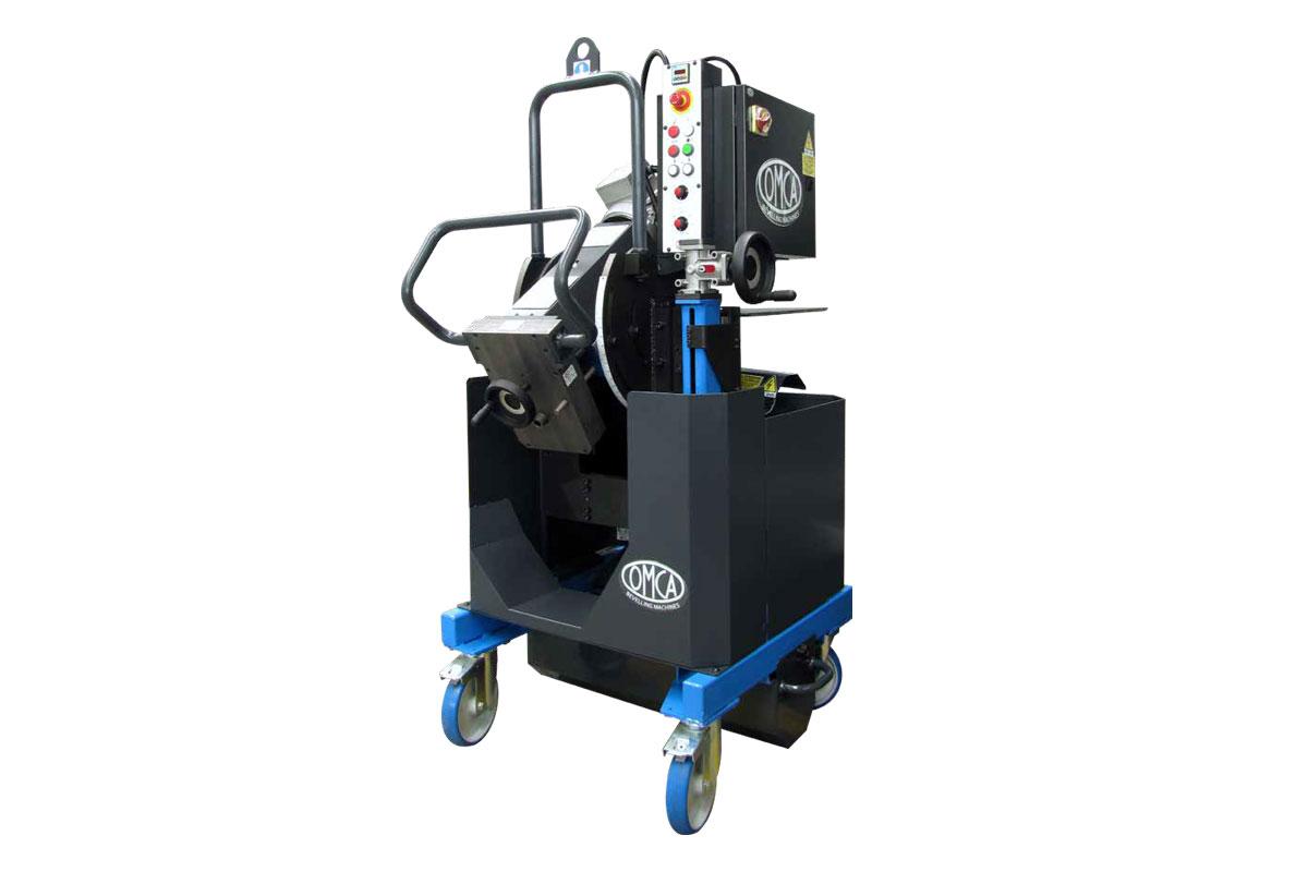 ART 930 BIG Reverse Otomatik İlerlemeli Pah Kırma / Kaynak Ağzı Açma Makinesi