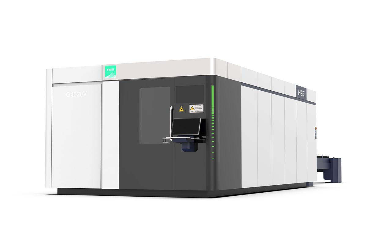 G4020V Plaka Lazer Kesim Makinesi