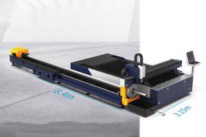 GB Serisi plaka boru profil-kombine lazer kesim makineleri