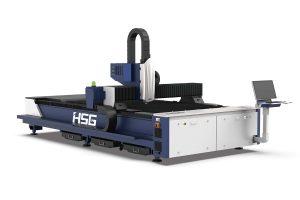 HSG GC Serisi Lazer Plaka Kesim Makinesi