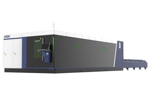 GH Pro Plaka Lazer Kesim Makinesi
