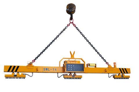 HBEPS Manyetik Profil Kaldırma Sistemi