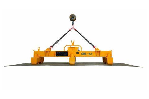 HBEPP Manyetik Sac Levha Kaldırma Sistemi