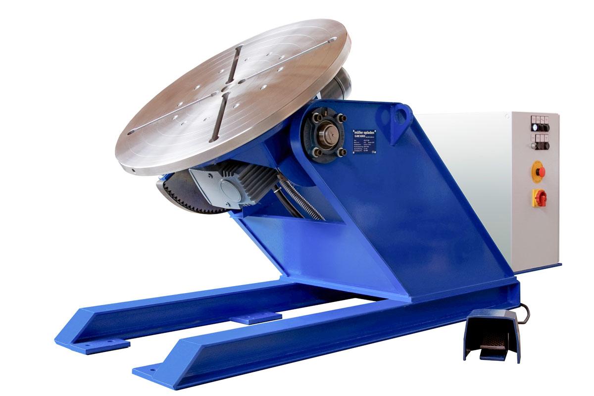 MO-DT-1000 Kaynak Pozisyoneri