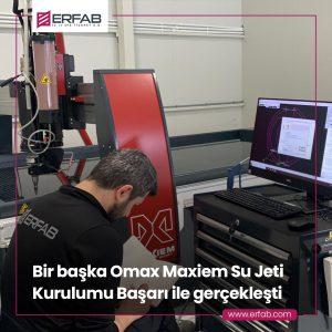 Omax Su Jeti Türkiye