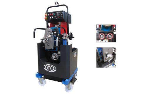 ART 920 J Reverse Otomatik İlerlemeli Pah Kırma / Kaynak Ağzı Açma Makinesi