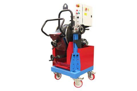 ART 930 Reverse Otomatik İlerlemeli Pah Kırma / Kaynak Ağzı Açma Makinesi