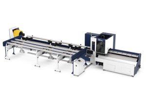 R5 fiber boru profil lazer kesim makinesi