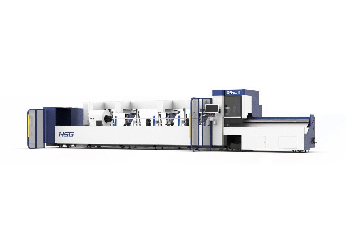 R9 3kW Boru & Profil Lazer kesim