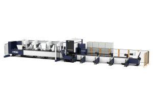 TL220 Boru profil Fiber Lazer Kesim Makinesi