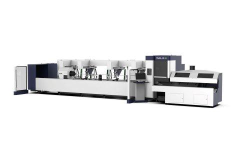 TP65S - 3D Boru & Profil Lazer Kesim Makinesi