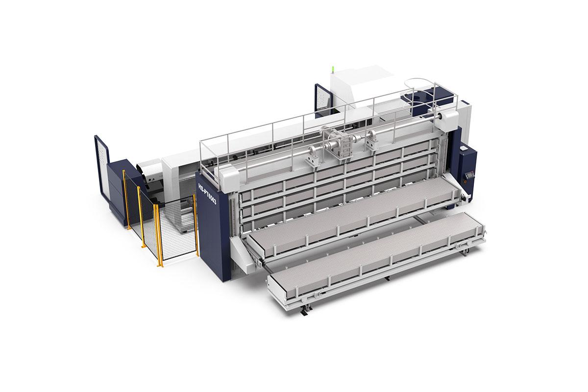 TX65 - 3D Boru & Profil Lazer Kesim Makinesi