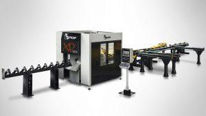Ficep XP Yüksek Hızlı Köşebent İşleme Makineleri