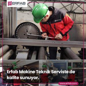 Erfab makina teknik servis
